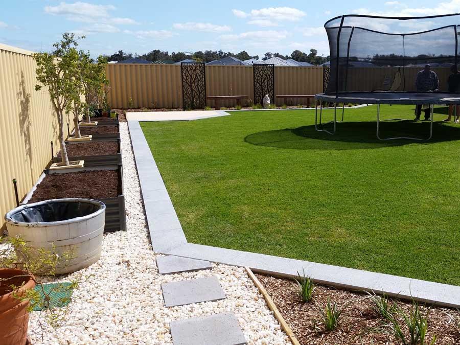 Garden edging pathways Types of pathways in landscaping